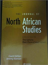 Journal of North African studies