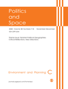 Environment and planning. C, Politics and space