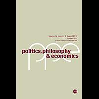 Politics, philosophy & economics