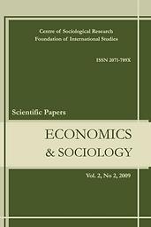 Economics and Sociology