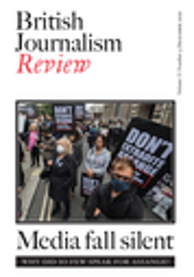 British journalism review