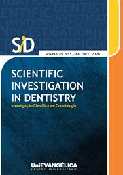 Scientific investigation in dentistry