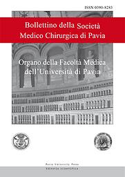 Bollettino della Società medico chirurgica di Pavia