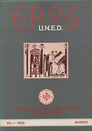 Epos. Revista de filología