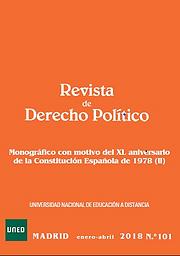 Revista de derecho político