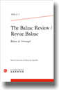 Balzac review - Revue Balzac