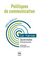 Politiques de communication : la revue. Hors-série
