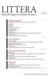Littera : revue de langue et littérature française