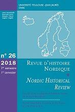 Revue d'histoire nordique