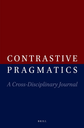Contrastive pragmatics : a cross-disciplinary journal