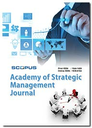 Academy of Strategic Management journal