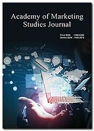 Academy of Marketing Studies journal