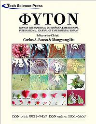 Phyton : international journal of experimental botany
