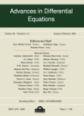 Advances in differential equations