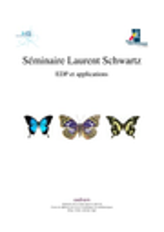 Séminaire Laurent Schwartz — EDP et applications