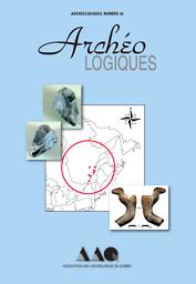 Archéologiques. Revue de l'Association des archéologues du Québec