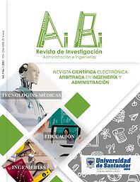 Aibi revista de investigación, administración e ingeniería