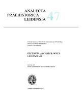 Analecta praehistorica leidensia