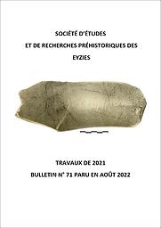 Bulletin de la Société d'études et de recherches préhistoriques des Eyzies