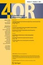 4OR : quarterly journal of the Belgian, French and Italian operations research societies