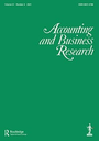 Accounting and business research