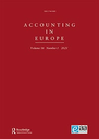 Accounting in Europe