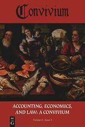 Accounting, economics, and law : a convivium
