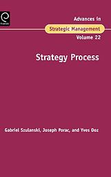 Advances in strategic management