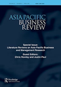 Asia Pacific business review