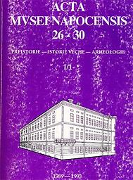 Acta Musei Napocensis. I, Preistorie-Istorie veche-Arheologie