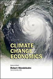 Climate change economics