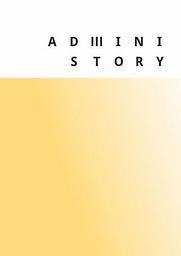 Administory. Zeitschrift für Verwaltungsgeschichte. Journal for the History of Public Administration