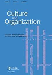 Culture and organization