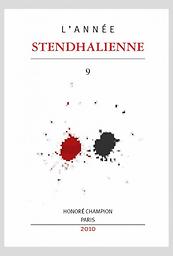 Année Stendhalienne