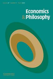 Economics and philosophy