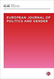 European journal of politics and gender