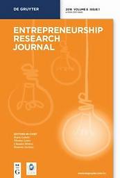 Entrepreneurship research journal