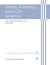 Environment and Planning B: Urban Analytics and City Science