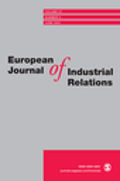 European journal of industrial relations