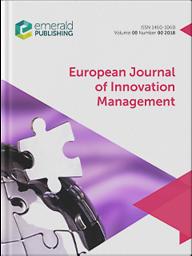 European journal of innovation management