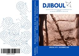 DJIBOUL, revue scientifique des Arts-Communication, Lettres, Sciences Humaines et Sociales