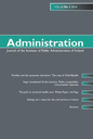 Administration : journal of the Institute of Public Administration of Ireland