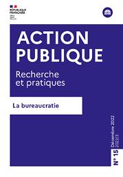 Action publique. Recherche et pratiques