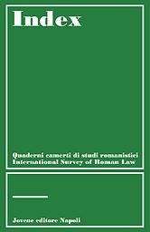 Index. Quaderni camerti di studi romanistici
