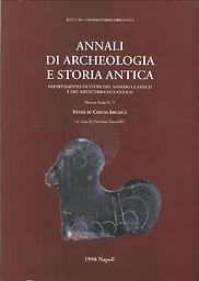 Annali di archeologia e storia antica