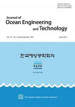 Han-gukaeyanggonghakoeji = Journal of ocean engineering and technology