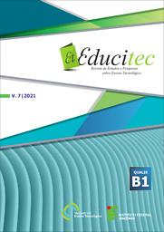Educitec : revista de estudos e pesquisas sobre ensino tecnológico