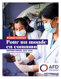 Rapport annuel - Agence française de développement (AFD)