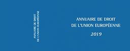 Annuaire de droit de l'Union européenne