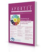 Aportes para el estado y la administración gubernamental